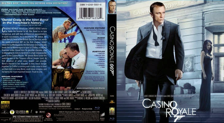 casino royale streaming