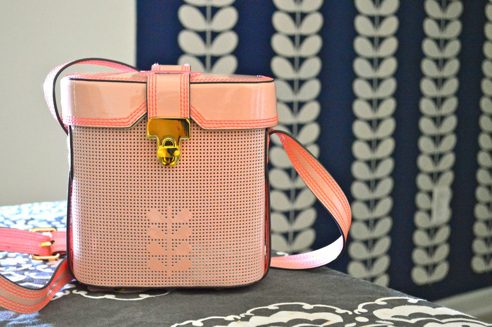 f9d226e89c Orla Kiely + Gilt Haul: Huckleberry Bag
