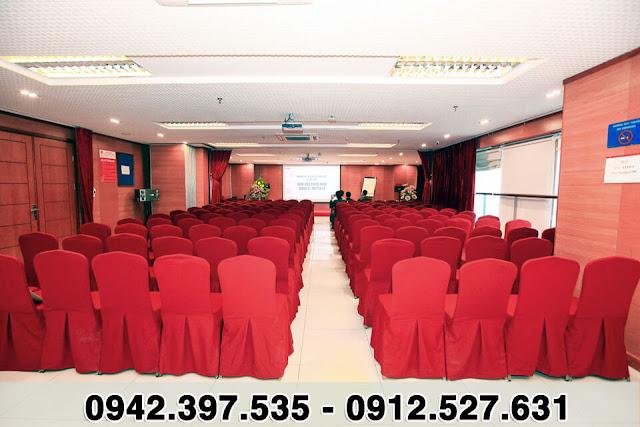Hội trường 200 chỗ ngồi tại Trung Hòa Nhân Chính