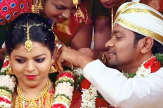 Colourful Chennai Wedding Film | Srinidhi & Nishudhan