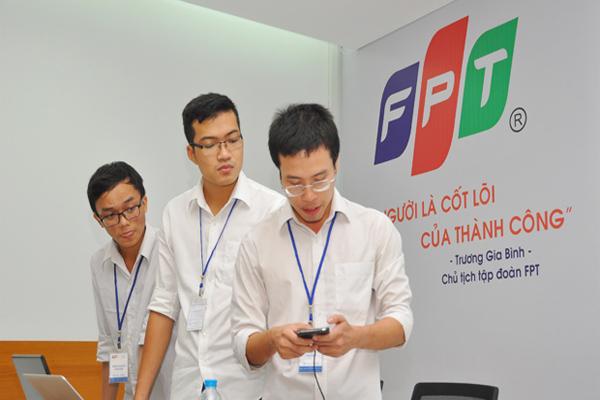 Hệ Thống Dẫn Đường Thông Minh của FPT 1