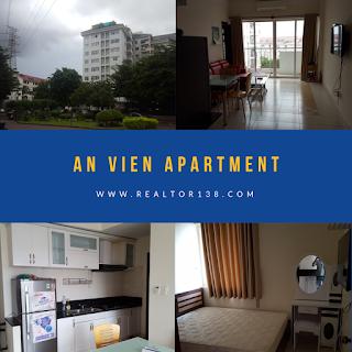 Bán chung cư An Viên khu Nam Long 01 phòng ngủ