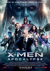 X-Men: Apocalypse (2016) 720p Film indir