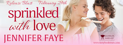 Release Blast & Giveaway:  Sprinkled with Love – Jennifer Faye