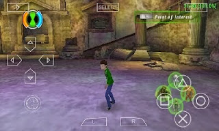 Ben 10 Ultimate Alien: Cosmic Destruction CSO PPSSPP Highly Compressed
