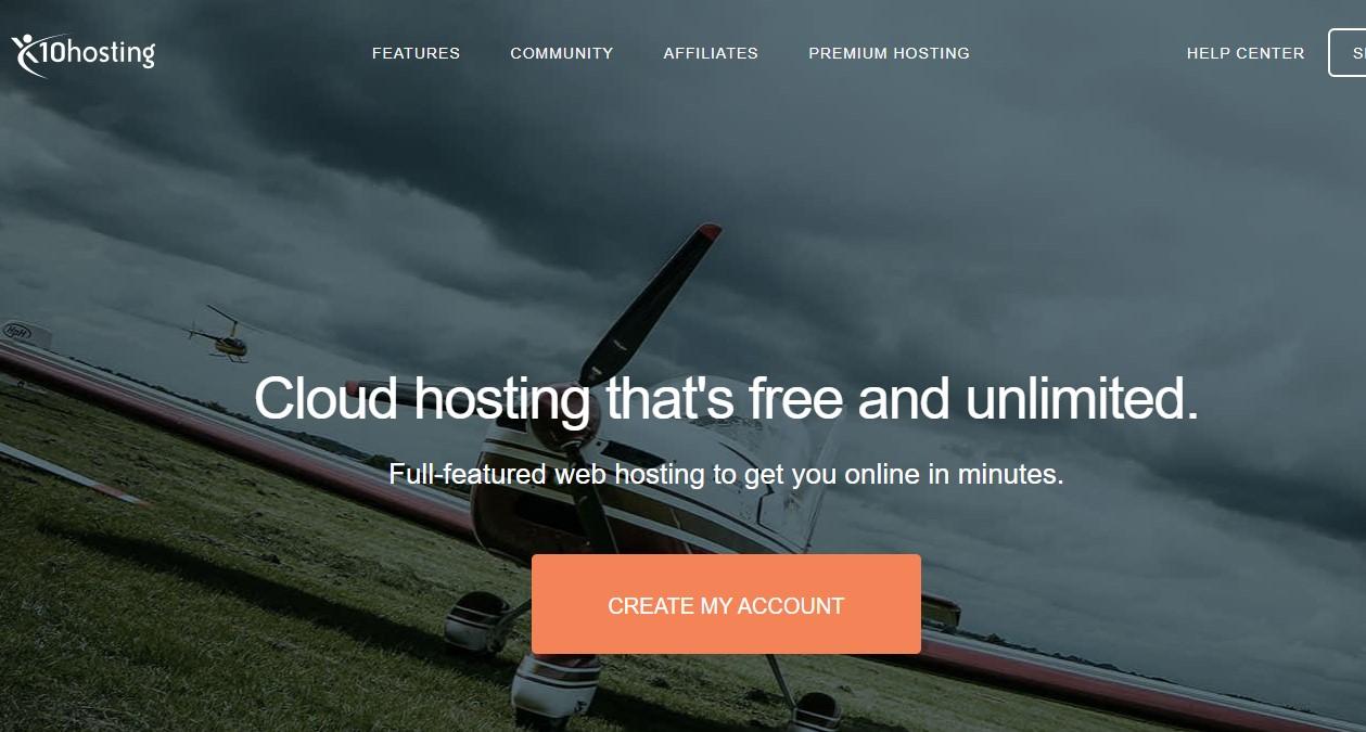 x10 Free Hosting