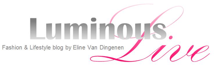 Luminous%2BLive4 | Eline Van Dingenen
