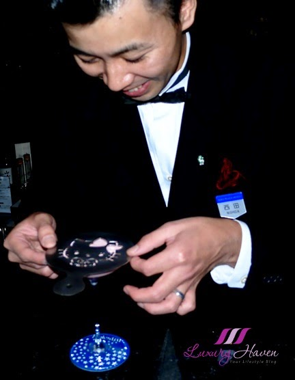keio plaza hotel tokyo polestar bartender nishida hellokitty