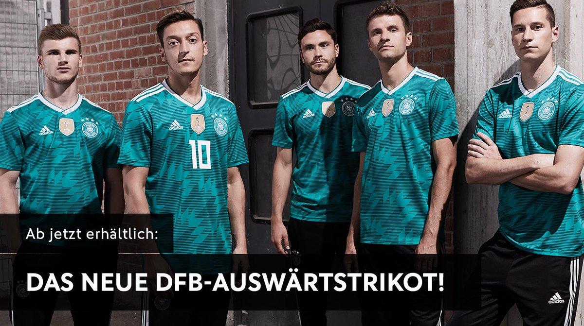 340a27ddc8 Alemanha vai também de uniforme verde à Copa de 2018