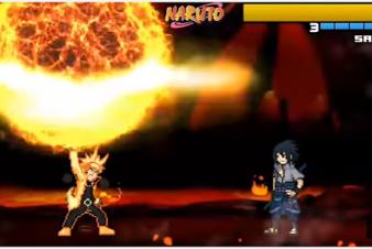 (Offline) Naruto Shippuden Era Shinobi War v 0.8.0 Apk Mod