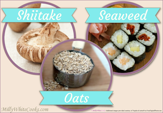 3 Naturally Gluten-Free Foods Rich in Beta Glucan