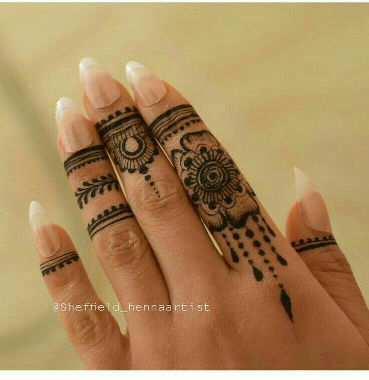 300 Easy Henna Designs For Beginners On Hands 2019 Simple