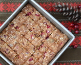 Fresh Cranberry Bars
