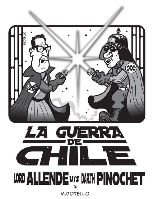 Meliwaren El Micromuseo De La Historieta Chilena La Guerra De Chile Por Mauricio Botello