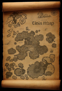 Tibia Full Maps 10 | DOWNLOAD | BAIXAR Zz