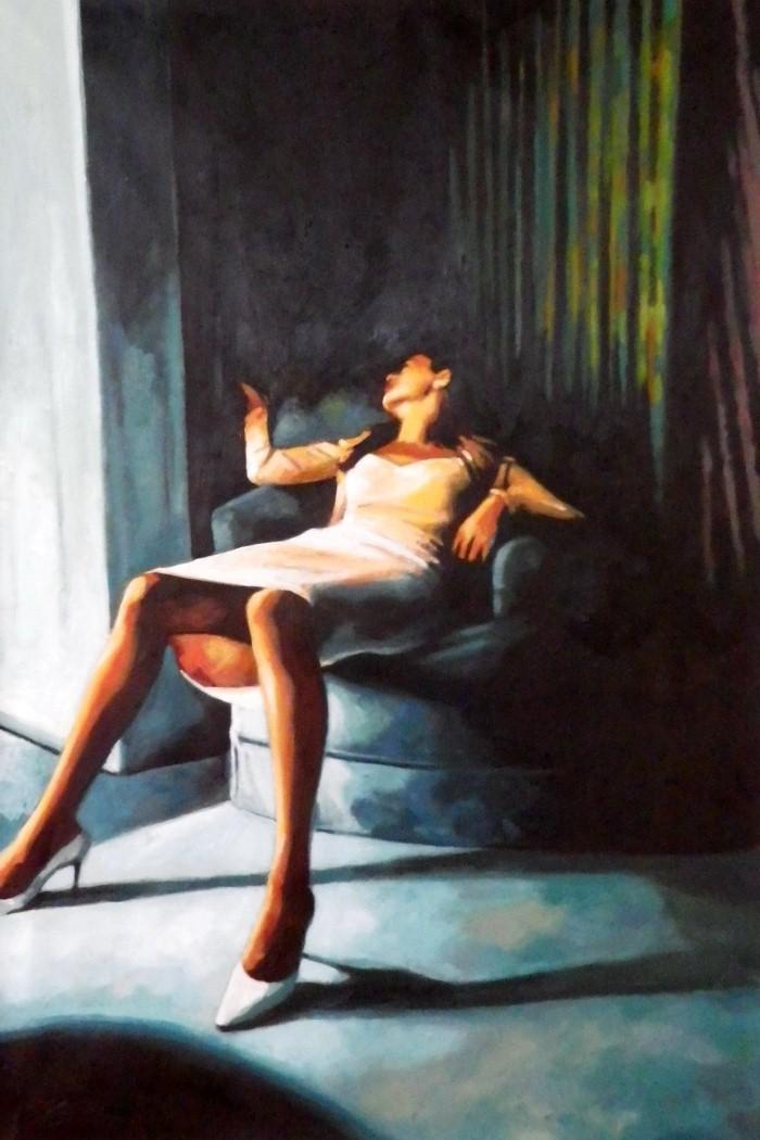 Современный художник. Thomas Saliot 17