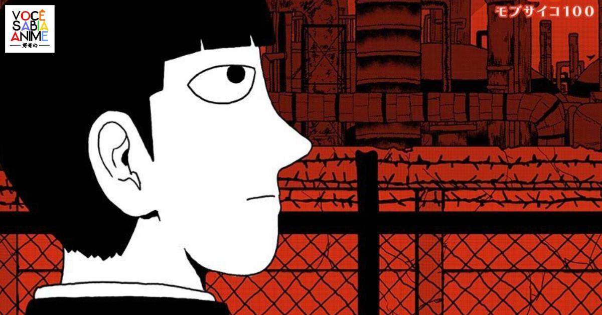 Mob Psycho 100 terá peça teatral e anúncio de novo projeto de anime