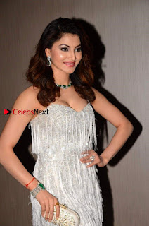 Bollywood Actress Model Urvashi Rautela Stills at Her 23rd Birthday Celebrations In Mumbai  0002.jpg
