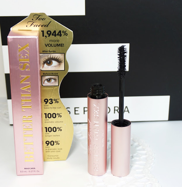 Sephora - Online-Shopping Too Faced Better Than Sex Mascara