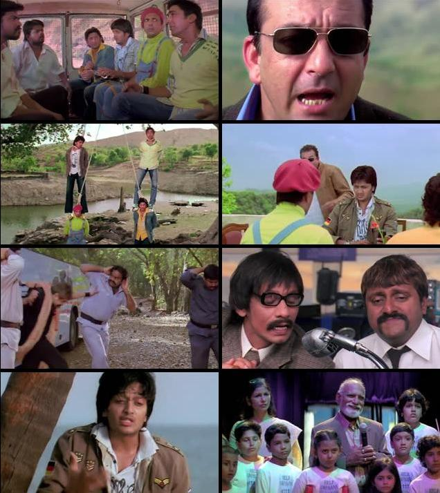 Dhamaal 2007 Hindi 480p HDRip
