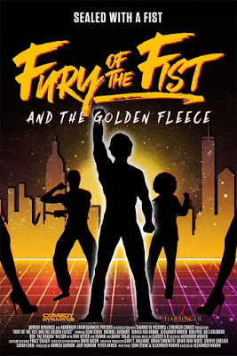 Fury of the Fist and the Golden Fleece 2018 English 720p WEB-DL 850MB