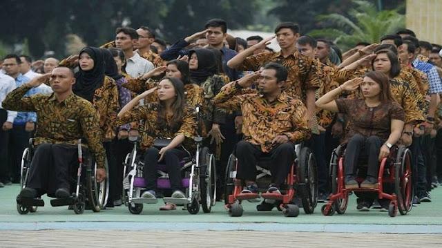 Salut..Begini Cara Presiden Jokowi Beri Penghargaan Pada Para Atlit yang Telah Harumkan Nama Negara.....