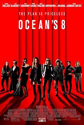 Ocean's Eight 2018 Eng 720p WEB-DL 850Mb ESub x264