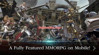 Lineage 2 Revolution Mobile Game, Lineage 2 Revolution iOS Download