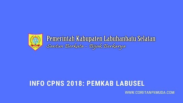 Pengumuman Hasil SKD Pemkab Labusel CPNS 2018 - BKD Labusel