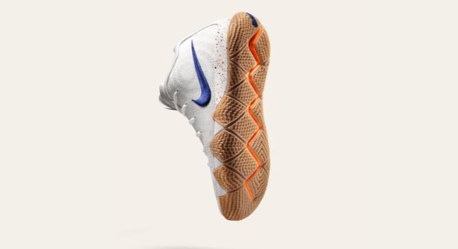7a1048f9271 THE SNEAKER ADDICT  Nike Kyrie 4 Uncle Drew Shoe (Detailed Look + ...
