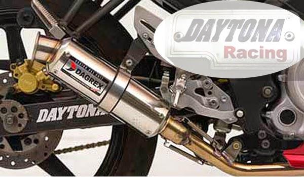 Daftar Harga Kenalpot Daytona terbaru 2015