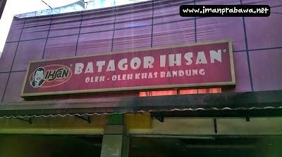 Batagor Ihsan Bogor