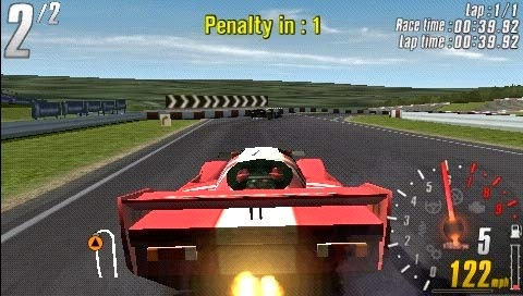 Download: DTM RACE DRIVER 2 PSP GAMEPLAY
