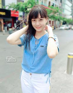 Gái xinh facebook Nguyễn Lâm Thảo Tâm