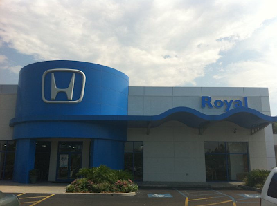 {LOCAL REVIEW} Royal Honda in.