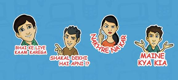 Hike launches more than 5000 free stickers in more than 30 languages to make messaging fun