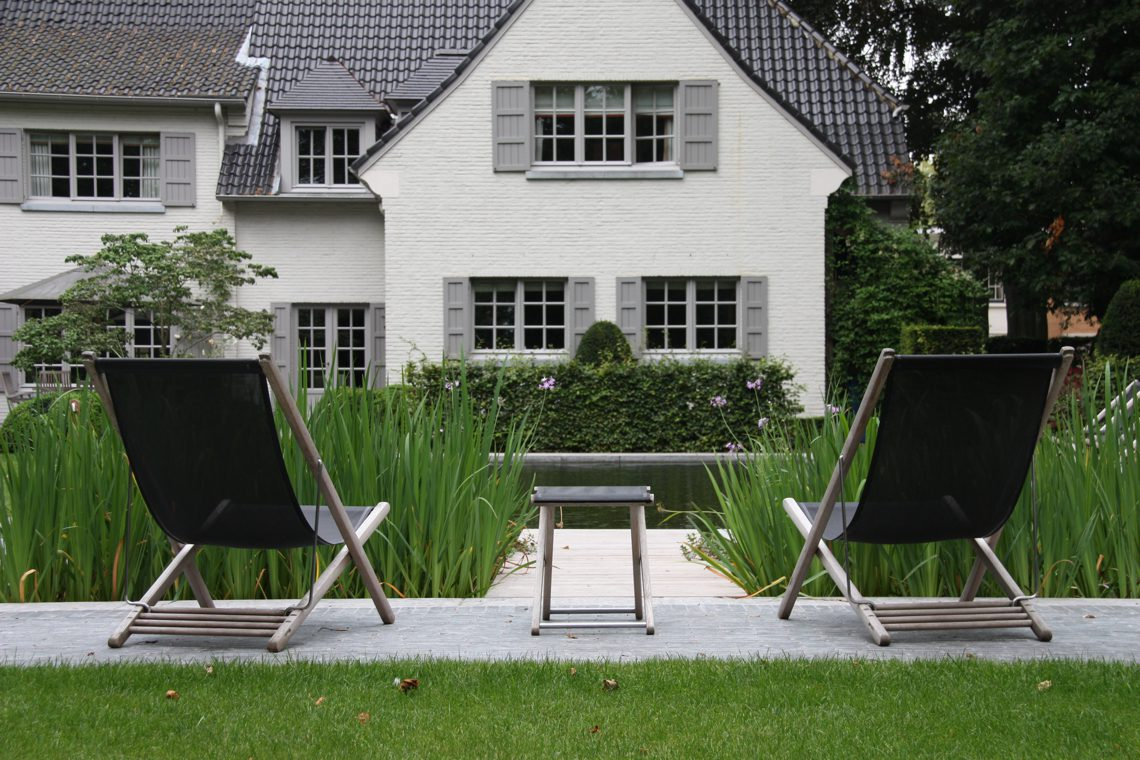 Byelisabethnl: landscaping: swimming pond in wilrijk by the company
