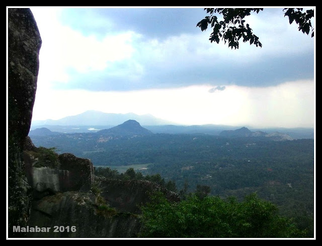Top view of Wayanad
