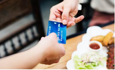 Jumlah kartu kredit di Indonesia