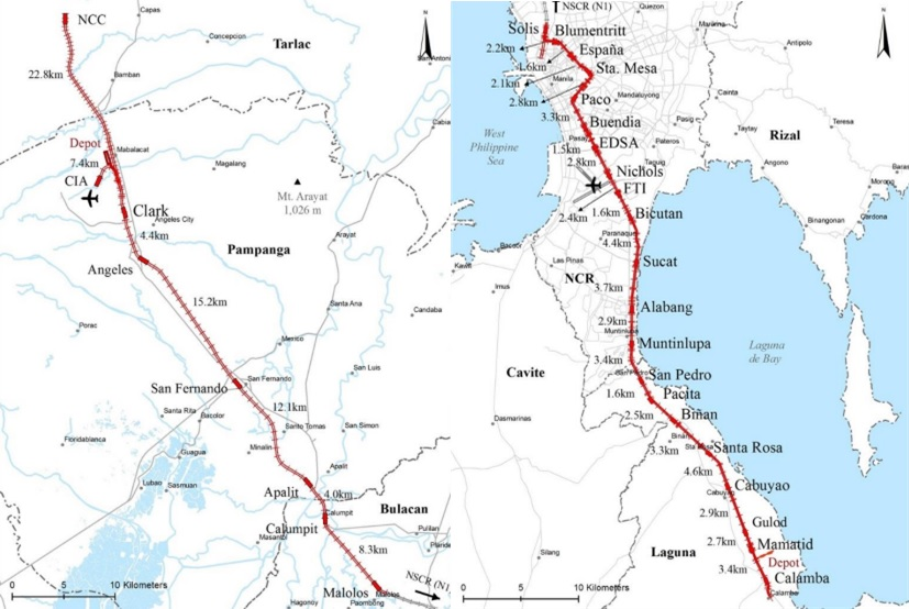 The North-South Railway Project
