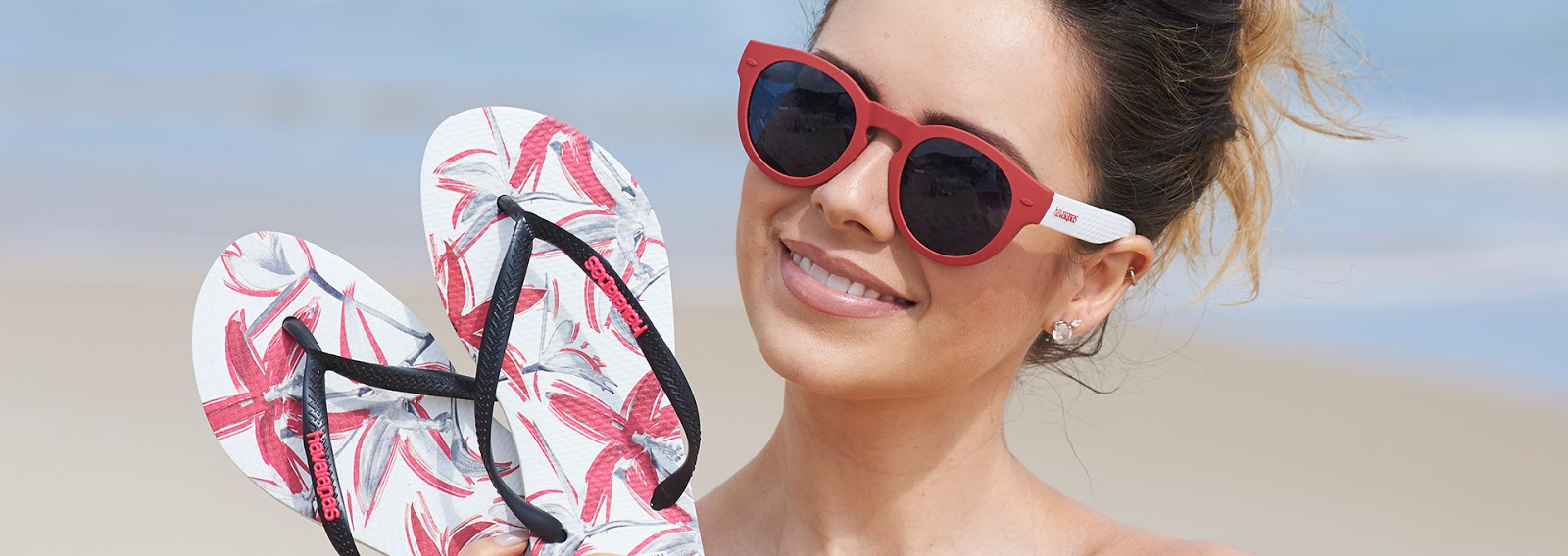 ÓCULOS HAVAIANAS  a linha Havaianas Eyewear é um sucesso. 26a00e844b