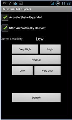 Cara Menampilkan Notifikasi Dengan Shake di Android