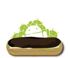 Urutan OS Android Eclair