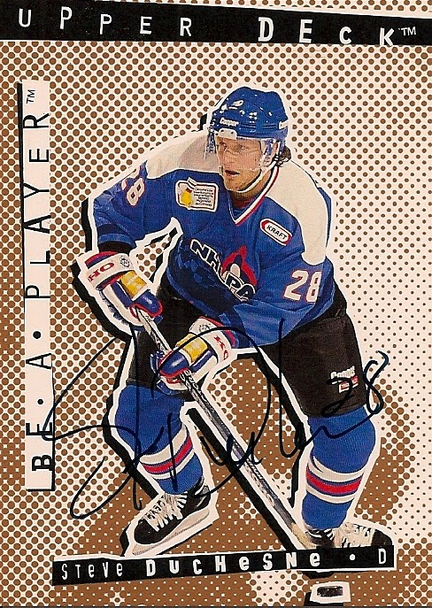 The Season In Ink Hockey Mail: Autographs: 1986/1987 In A