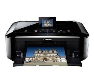 Canon PIXMA MG5340 Setup & Driver Download