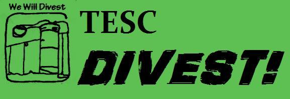 TESC Divest! @ The Evergreen State College