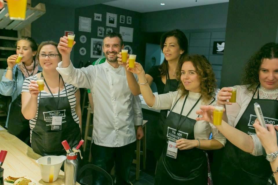 Cocina con cerveza y Antonio Canales