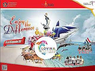Come to Lovina Festival event