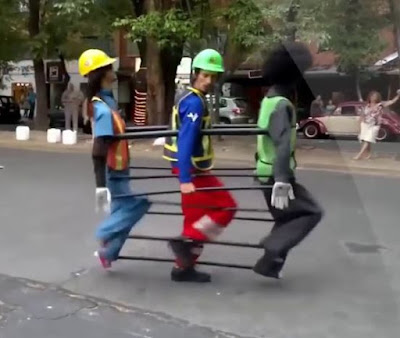 Top 10 Incredible Street Performers In The World