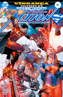 DC Renascimento: Action Comics #983